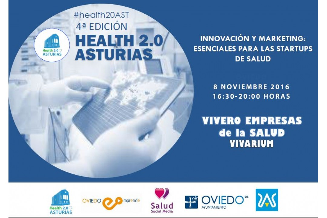 Innovación y márketing en Health 2.0 Asturias